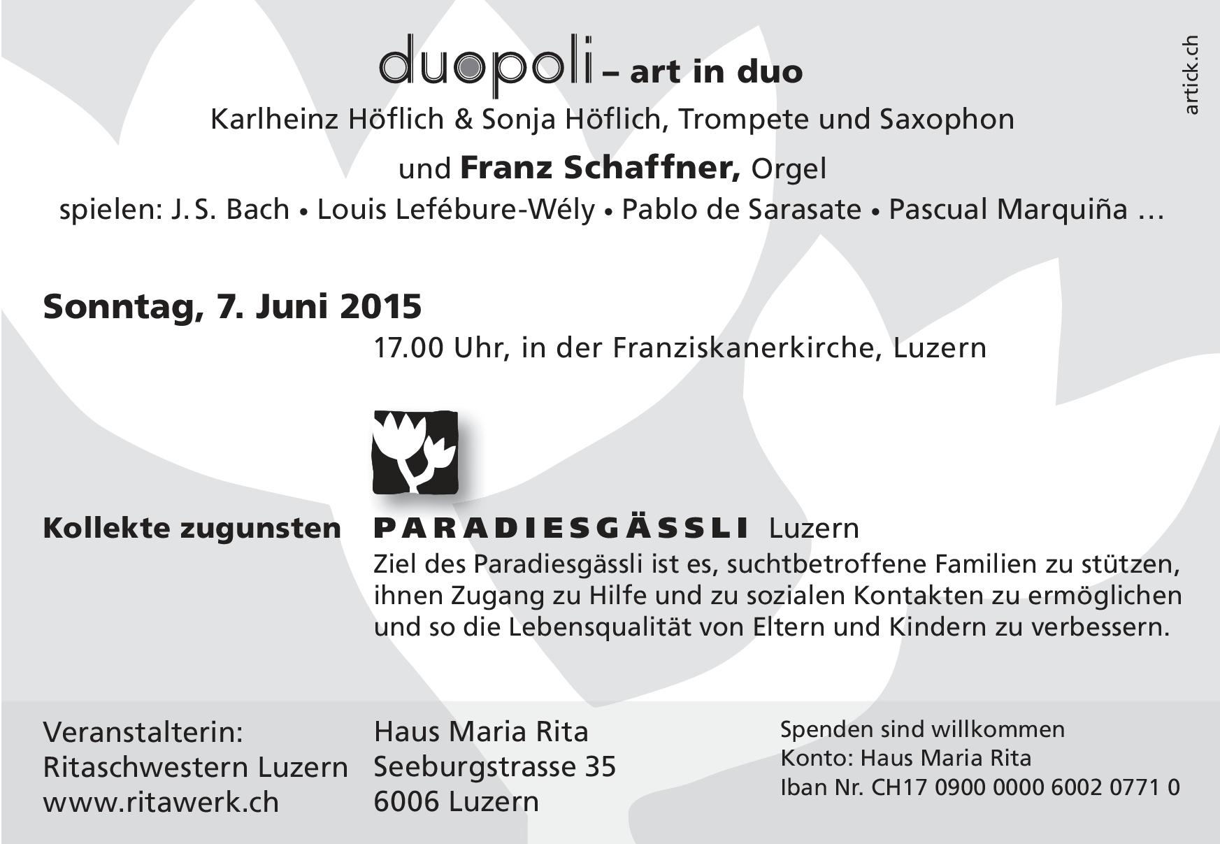 Benefizkonzert Luzern_duopoli_Franziskanerkirche-002