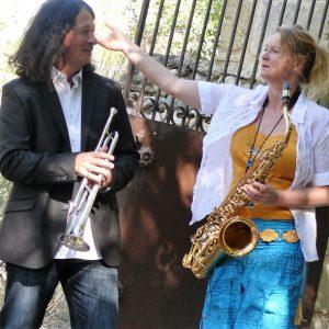 duopoli - Trompete u. Sax