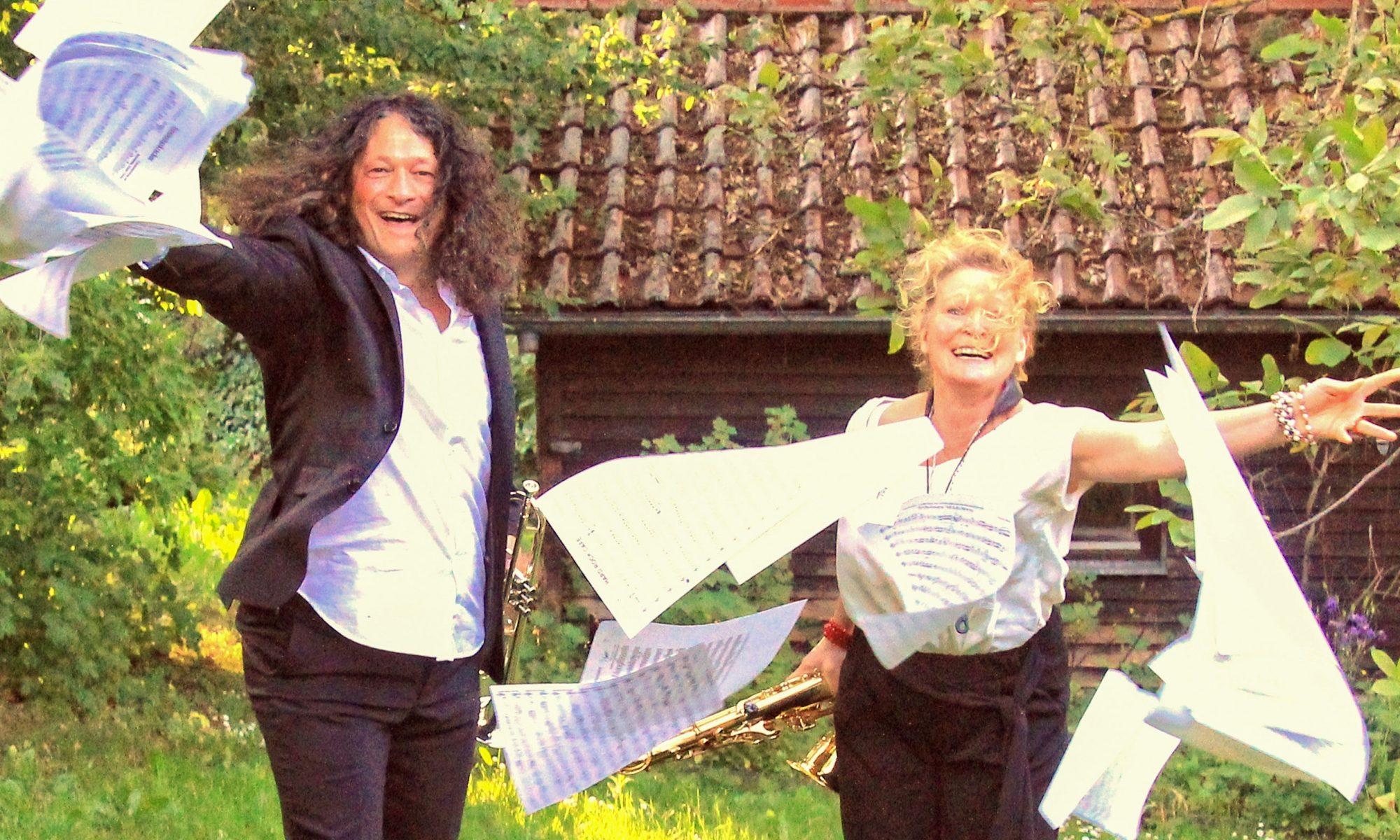 Sonja Höflich und Karlheinz Höflich